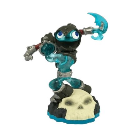 Boneco Skylanders Swap Force: Grim Creeper