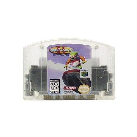 Jogo Wave Race 64 - N64 (Relabel)