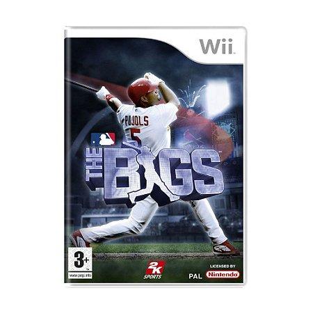 Jogo The Bigs - Wii (Europeu)