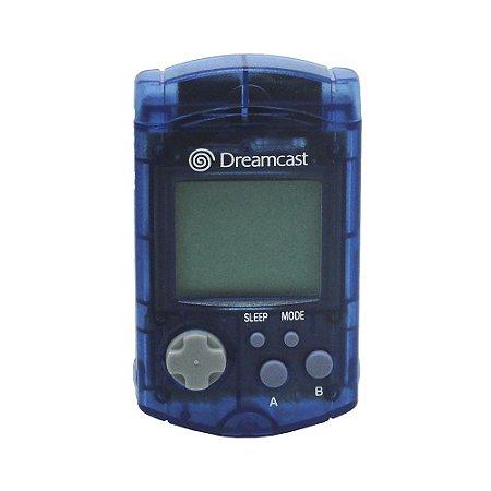 Visual Memory Unit (VMU) Azul - Dreamcast