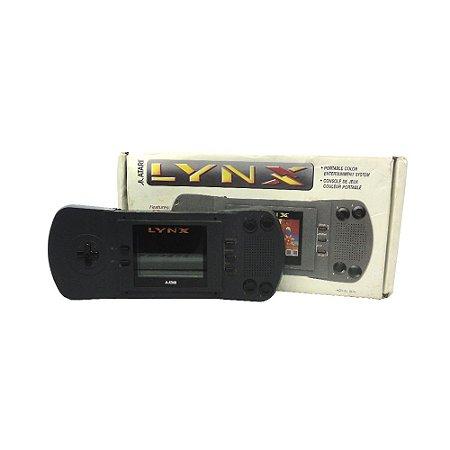 Console Portátil Lynx - Atari