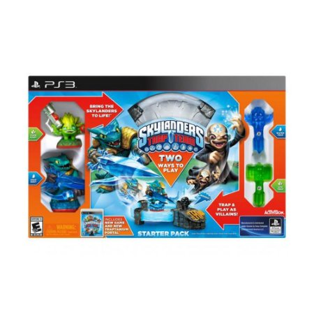 Jogo Skylanders: Trap Team (Starter Pack) - PS3