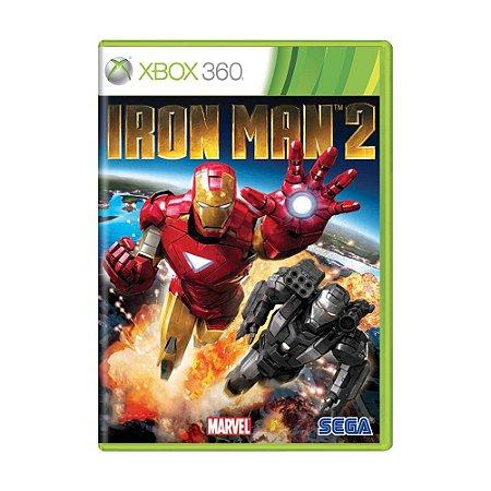 Jogo Iron Man 2 - Xbox 360