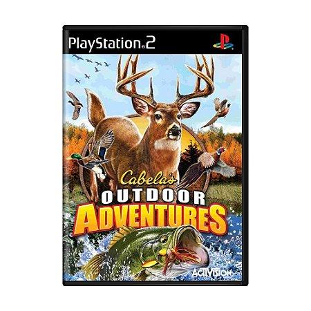 Jogo Cabela's Outdoor Adventures - PS2