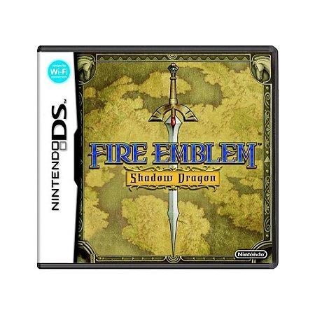 Jogo Fire Emblem: Shadow Dragon - DS