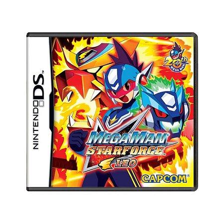 Jogo Mega Man Star Force: Leo - DS