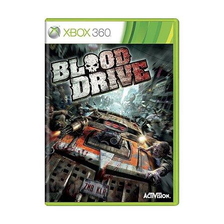 Jogo Blood Drive - Xbox 360