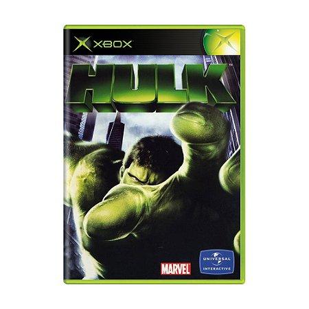 Jogo Hulk - Xbox
