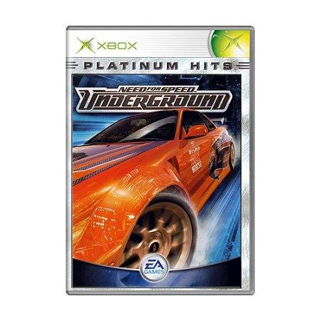 Jogo Need for Speed: Underground - Xbox