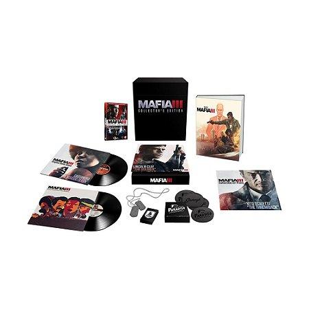 Jogo Mafia III (Collector's Edition) - PS4