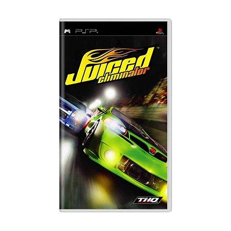 Jogo Juiced: Eliminator - PSP