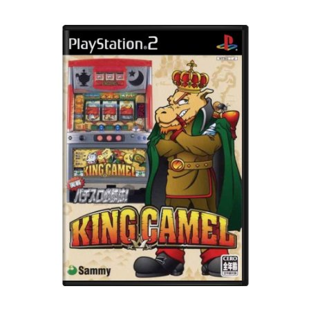 Jogo Jissen Pachi-Slot Hisshouhou! King Camel - PS2 (Japonês)