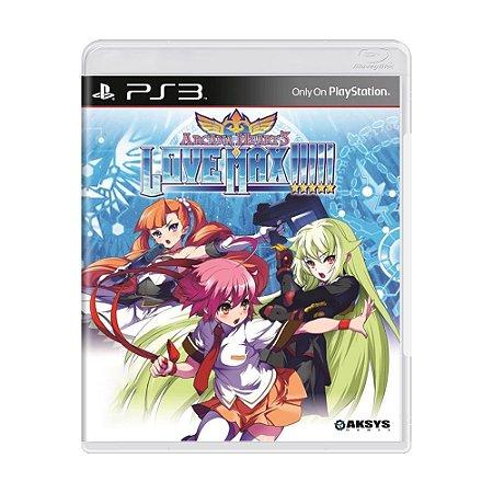 Jogo Arcana Heart 3: LOVEMAX!!!!! - PS3