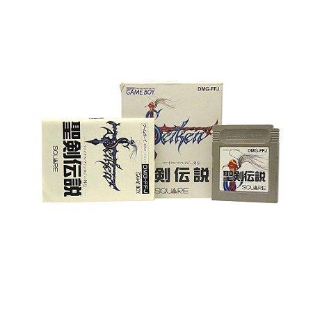 Jogo Seiken Densetsu: Final Fantasy Gaiden - GBC (Japonês)