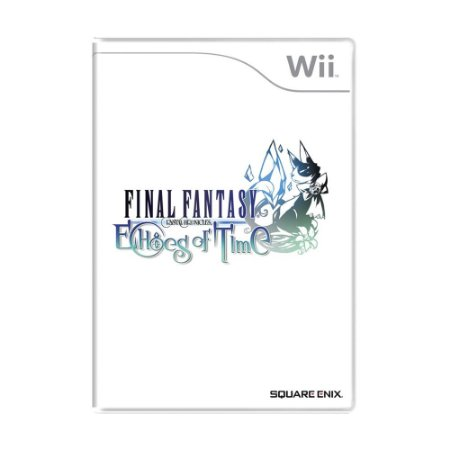 Jogo Final Fantasy Crystal Chronicles: Echoes of Time - Wii