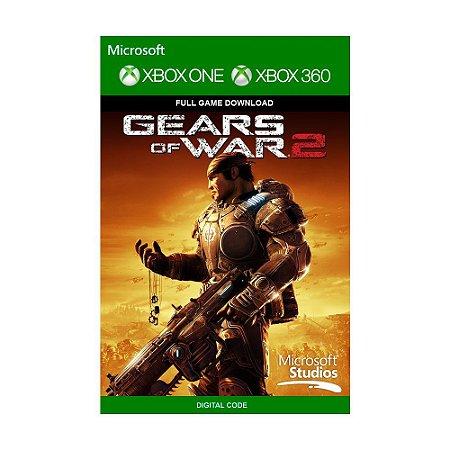Jogo Gears of War 2 (Mídia Digital) - Xbox 360 e Xbox One
