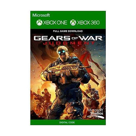 Jogo Gears of War: Judgment (Mídia Digital) - Xbox 360 e Xbox One