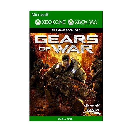 Jogo Gears of War (Mídia Digital) - Xbox 360 e Xbox One