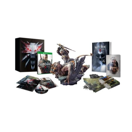 Jogo The Witcher 3: Wild Hunt (Edição de Colecionador) - Xbox One