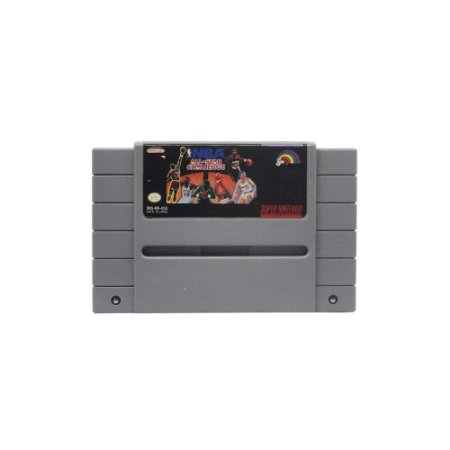 Jogo NBA All-Star Challenge - SNES