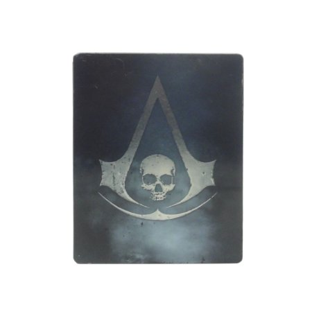 Jogo Assassin's Creed IV: Black Flag + Soundtrack (SteelCase) - PS3
