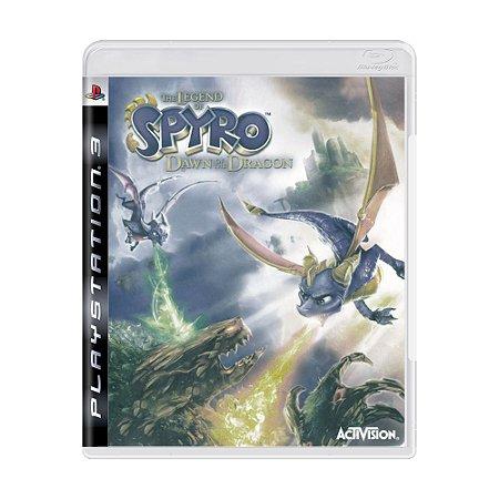 Jogo The Legend of Spyro: Dawn of The Dragon - PS3
