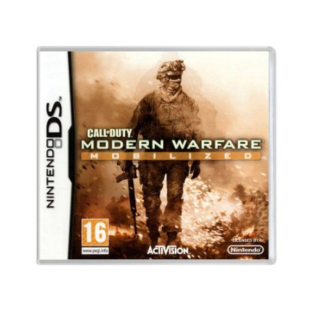 Jogo Call of Duty: Modern Warfare - Mobilized - DS (Europeu)