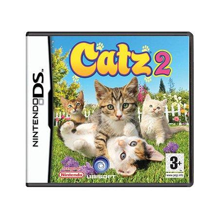 Jogo Petz: Catz 2 - DS (Europeu)