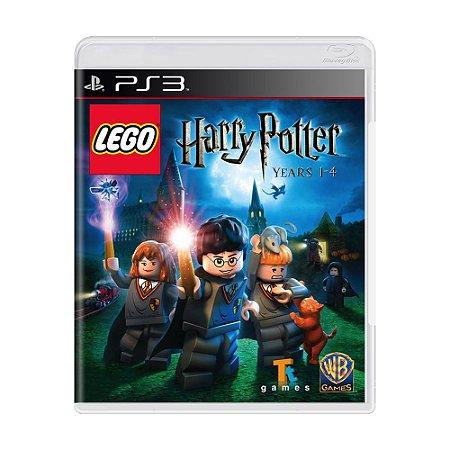 Jogo LEGO Harry Potter: Years 1-4 - PS3