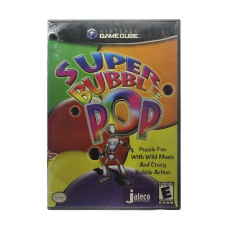Jogo Super Bubble Pop - GameCube
