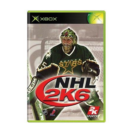 Jogo NHL 2K6 - Xbox