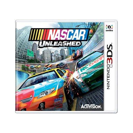Jogo NASCAR Unleashed - 3DS