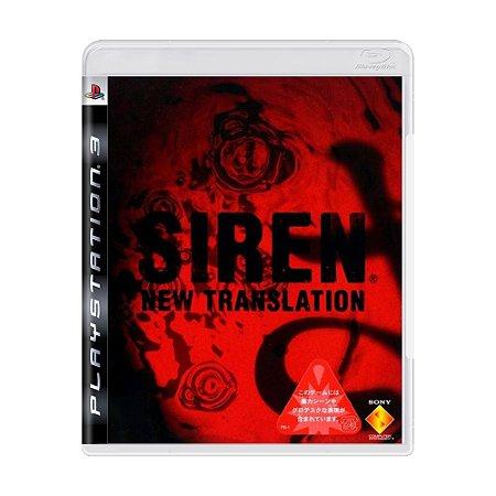 Jogo SIREN: New Translation - PS3