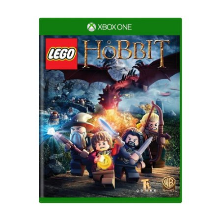 Jogo LEGO O Hobbit - Xbox One