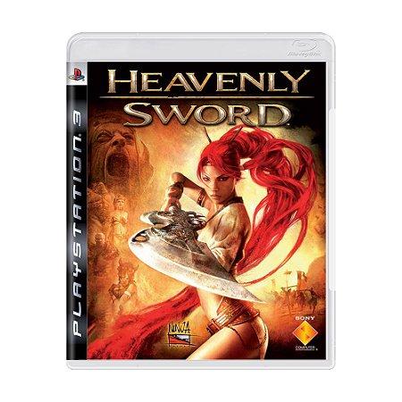 Jogo Heavenly Sword - PS3