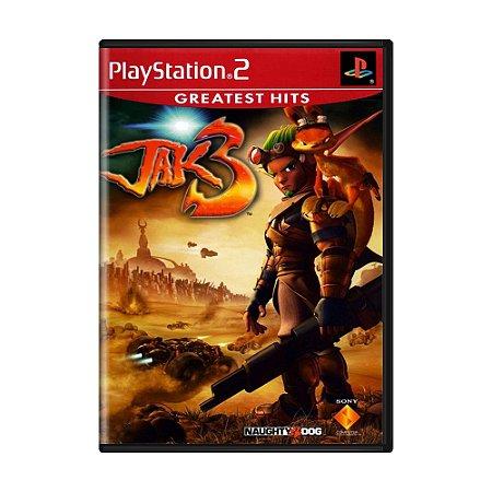 Jogo Jak 3 - PS2