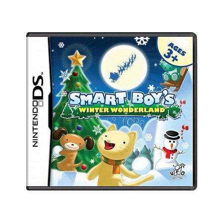Jogo Smart Boy's: Winter Wonderland - DS