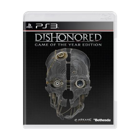 Jogo Dishonored (Game of the Year Edition) - PS3