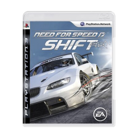Jogo Need for Speed: Shift - PS3