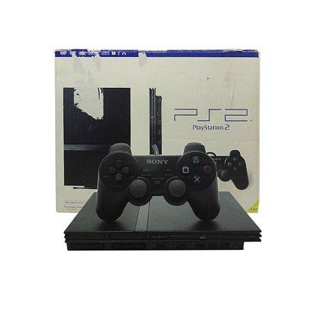 Console PlayStation 2 Slim - Sony