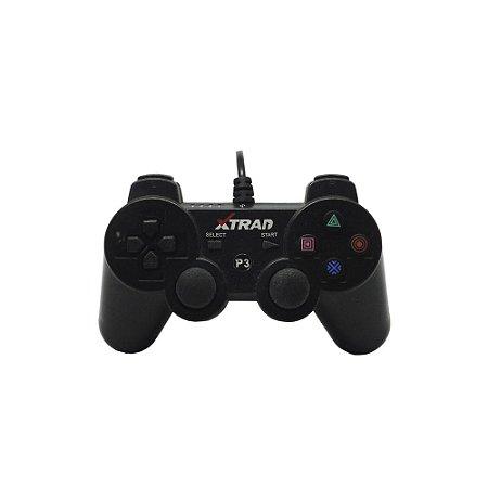 Controle Paralelo XTrad - PS3