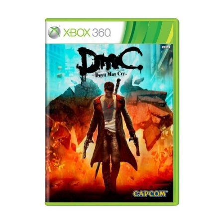 Jogo DmC: Devil May Cry - Xbox 360