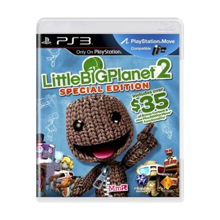 Jogo LittleBigPlanet 2 (Special Edition) - PS3