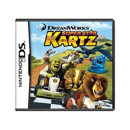 Jogo DreamWorks Super Star Kartz - DS