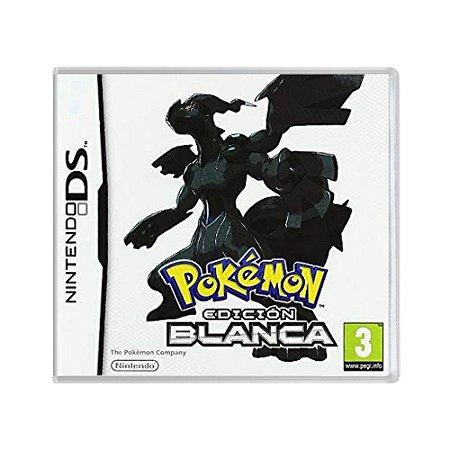 Jogo Pokémon Edición Blanca - DS (Europeu)