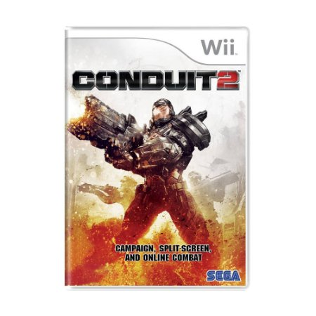 Jogo Conduit 2 - Wii