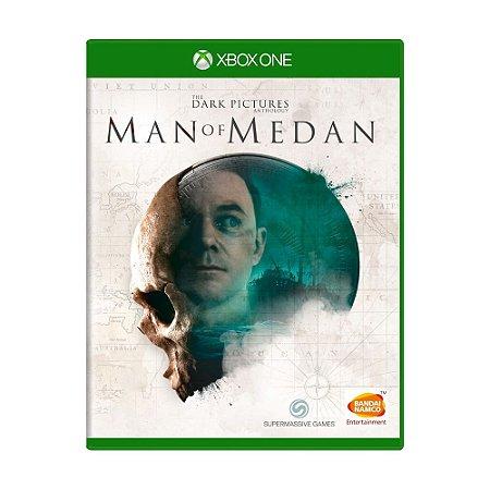 Jogo The Dark Pictures: Man of Medan - Xbox One