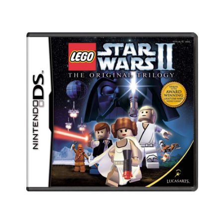 Jogo LEGO Star Wars II: The Original Trilogy - DS