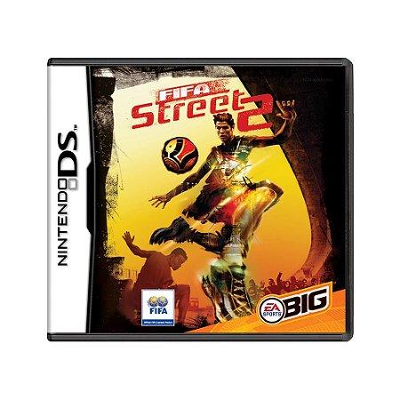 Jogo FIFA Street 2 - DS