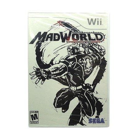 Jogo MadWorld - Wii